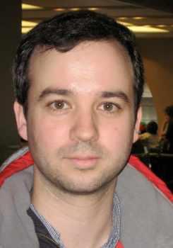 """Elías Combarro, administrador del blog """"Sense of Wonder"""""""